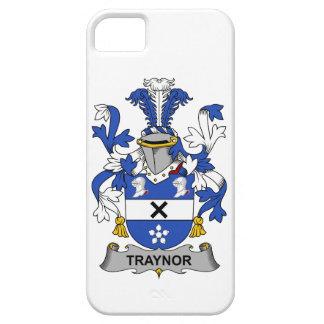 Escudo de la familia de Traynor iPhone 5 Case-Mate Funda