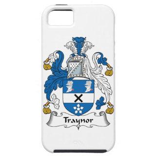 Escudo de la familia de Traynor iPhone 5 Case-Mate Coberturas