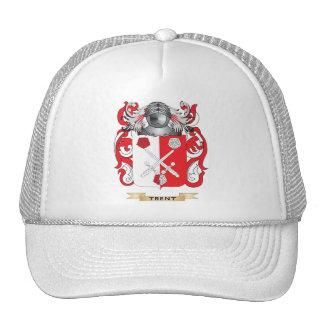 Escudo de la familia de Trent (escudo de armas) Gorro