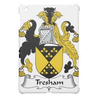 Escudo de la familia de Tresham