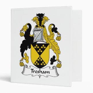"""Escudo de la familia de Tresham Carpeta 1"""""""