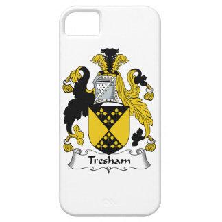Escudo de la familia de Tresham Funda Para iPhone 5 Barely There