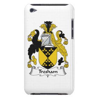 Escudo de la familia de Tresham iPod Touch Cobertura