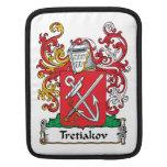 Escudo de la familia de Tretiakov Mangas De iPad