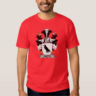 Escudo de la familia de Trette Camisas