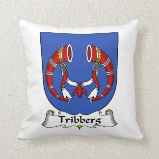 Escudo de la familia de Tribberg Cojines