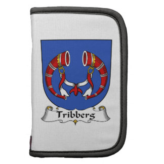 Escudo de la familia de Tribberg Planificador