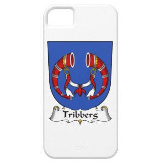 Escudo de la familia de Tribberg iPhone 5 Case-Mate Fundas