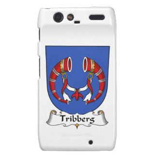 Escudo de la familia de Tribberg Droid RAZR Carcasas