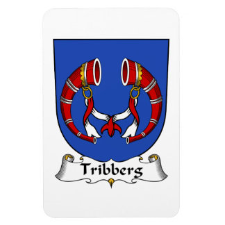 Escudo de la familia de Tribberg Iman Flexible