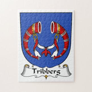 Escudo de la familia de Tribberg Puzzles