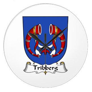 Escudo de la familia de Tribberg Relojes