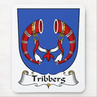 Escudo de la familia de Tribberg Alfombrilla De Raton