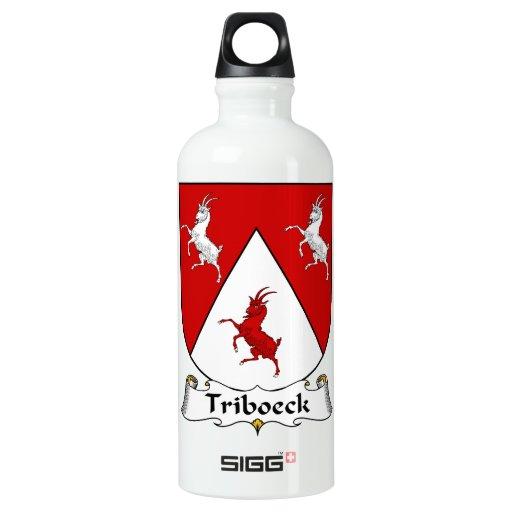 Escudo de la familia de Triboeck