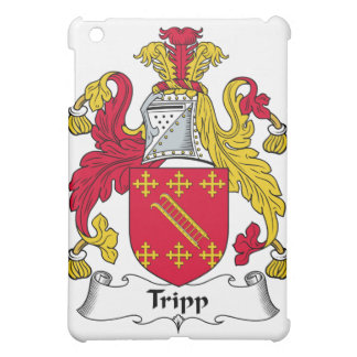 Escudo de la familia de Tripp
