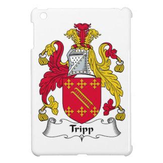 Escudo de la familia de Tripp iPad Mini Coberturas
