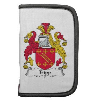 Escudo de la familia de Tripp Planificadores