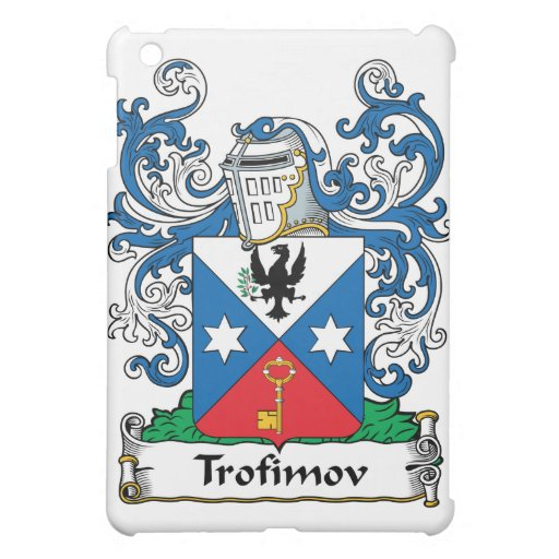 Escudo de la familia de Trofimov