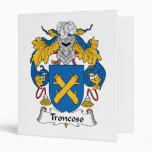 Escudo de la familia de Troncoso
