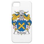 Escudo de la familia de Troncoso iPhone 5 Case-Mate Protector