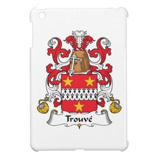 Escudo de la familia de Trouve