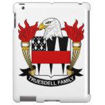 Escudo de la familia de Truesdell