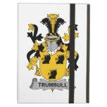 Escudo de la familia de Trumbull