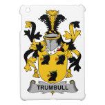 Escudo de la familia de Trumbull iPad Mini Cobertura