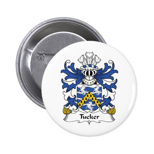 Escudo de la familia de Tucker Pins