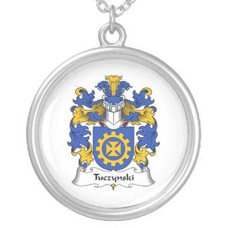 Escudo de la familia de Tuczynski Collar