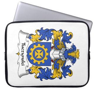 Escudo de la familia de Tuczynski Fundas Ordendadores