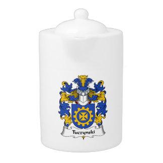 Escudo de la familia de Tuczynski