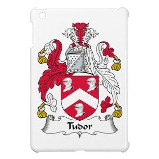 Escudo de la familia de Tudor iPad Mini Protectores
