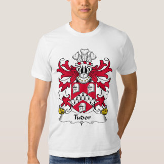 Escudo de la familia de Tudor Polera