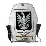 Escudo de la familia de Tufton Bolsa De Mensajería