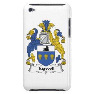 Escudo de la familia de Tugwell iPod Touch Coberturas