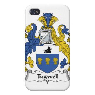 Escudo de la familia de Tugwell iPhone 4/4S Carcasas