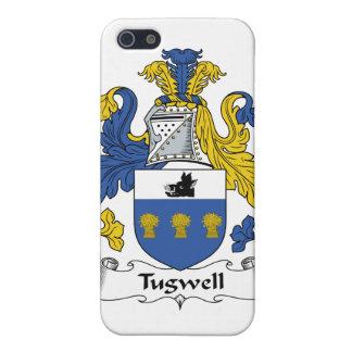 Escudo de la familia de Tugwell iPhone 5 Protector