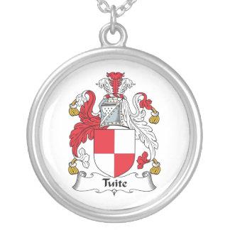 Escudo de la familia de Tuite Joyeria
