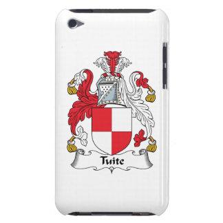 Escudo de la familia de Tuite Barely There iPod Protector