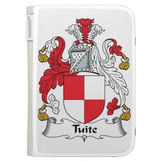Escudo de la familia de Tuite