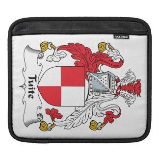 Escudo de la familia de Tuite Manga De iPad