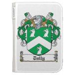 Escudo de la familia de Tully