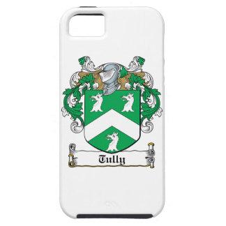 Escudo de la familia de Tully iPhone 5 Carcasas