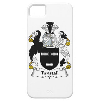 Escudo de la familia de Tunstall iPhone 5 Fundas