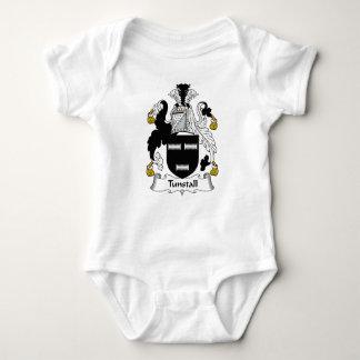 Escudo de la familia de Tunstall Tee Shirt