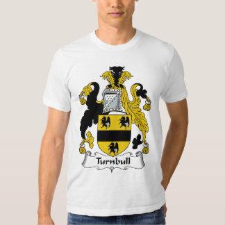Escudo de la familia de Turnbull Poleras