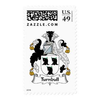 Escudo de la familia de Turnbull Franqueo