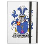 Escudo de la familia de Turnley