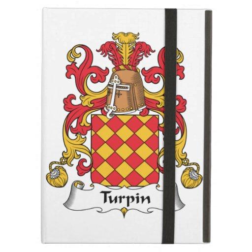 Escudo de la familia de Turpin
